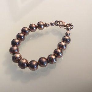 Tiffany & Co. Bead Ball Bracelet